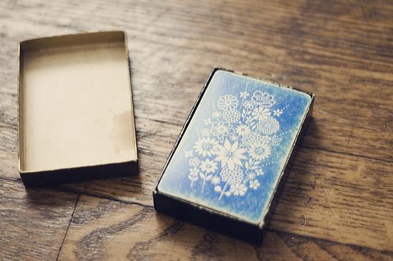 favorite deck of cards © Kendra Kantor