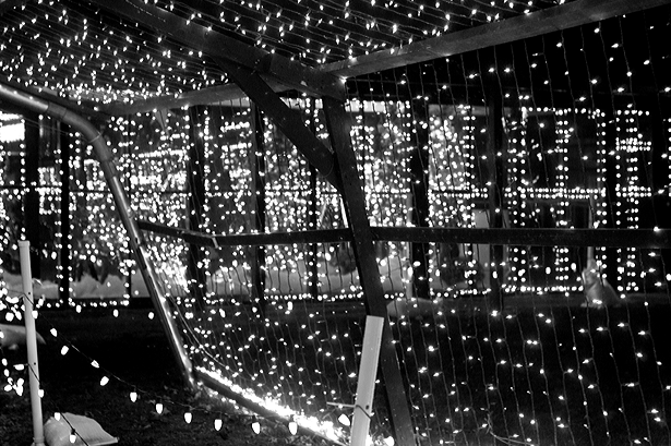 Winter Traditions: Lights at Overlys © Kendra Kantor