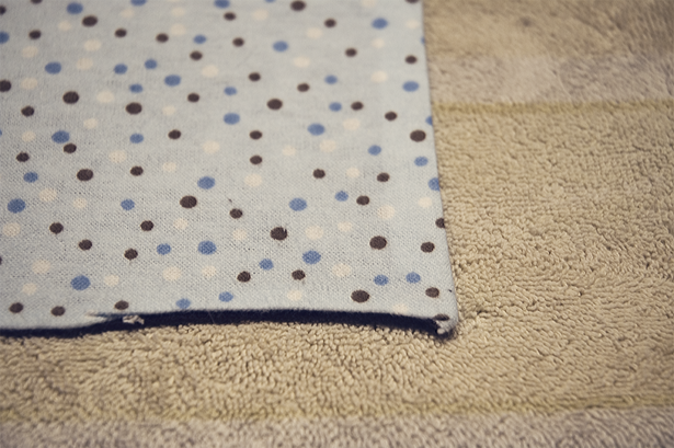 Handmade Cloth Wipes Tutorial ©Kendra Kantor from likeabirdblog.com