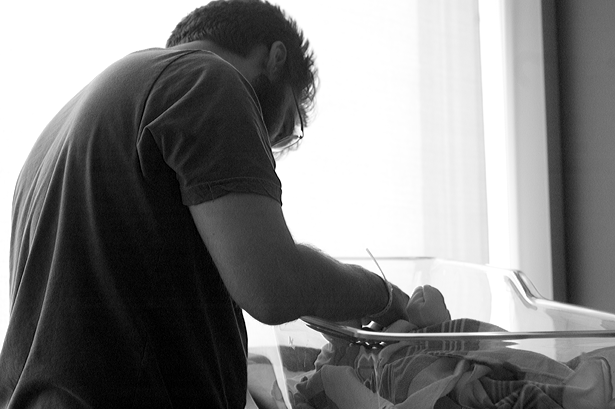 Picture 27:Baby Jeff April 28, 2012 ©Kendra Kantor: daddy and jeffrey 3