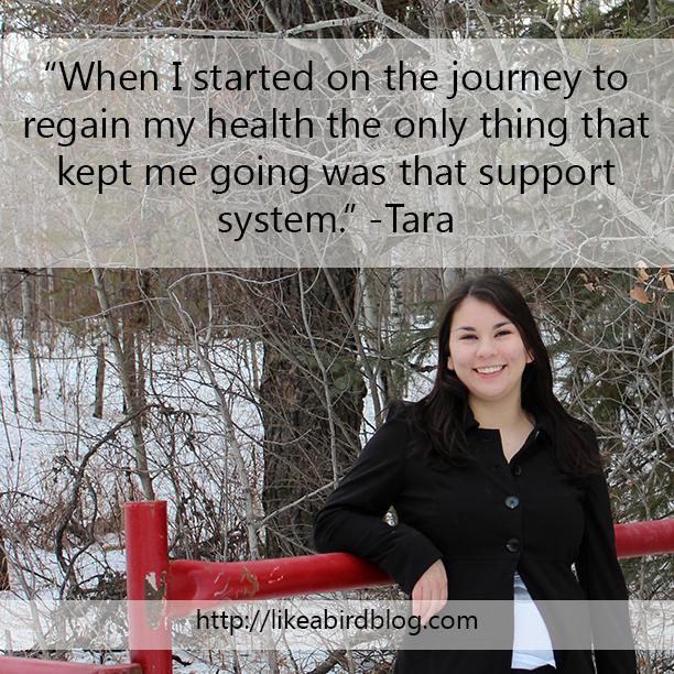 The Real Faces of Mental Illness: Tara