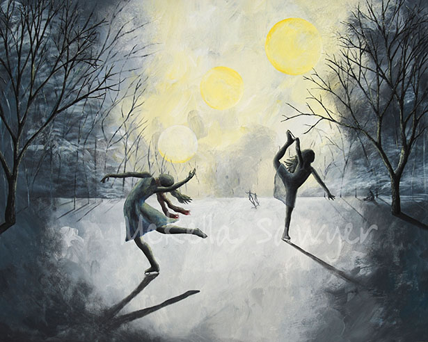 winters light by mckella